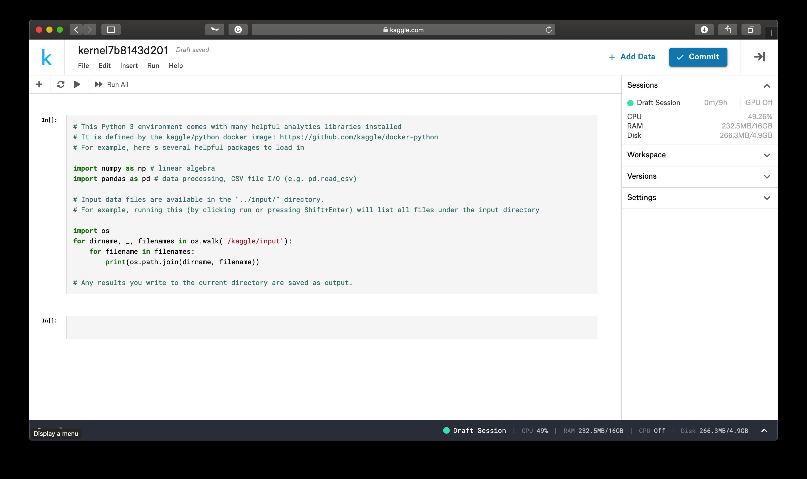Data science on Kaggle - JADS MKB Datalab
